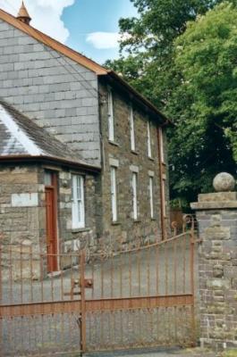 Montgomeryshire Genealogical Society - llanbrynmair bontdolgadfan 20140214 1759534950
