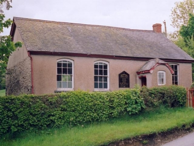 Montgomeryshire Genealogical Society - llandyssil bethesda 20140214 2039190874