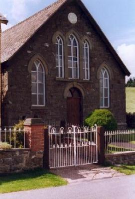 Montgomeryshire Genealogical Society - llangadfan siloh 20140214 1666502633