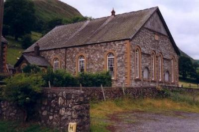 Montgomeryshire Genealogical Society - llangynog penuel 20140214 1247132869