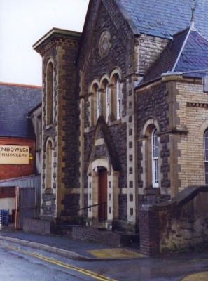 Montgomeryshire Genealogical Society - llanidloes bethel street english presbyterian 20140214 1658725590