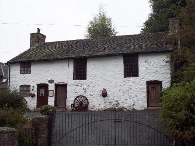 Montgomeryshire Genealogical Society - pontrobert capel john hughes 20140214 1838369983