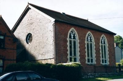 Montgomeryshire Genealogical Society - aberhafesp bwlchyffrydd urc 20140214 1234418708