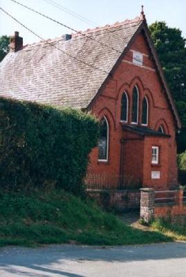 Montgomeryshire Genealogical Society - carno soar 20140214 1296334489
