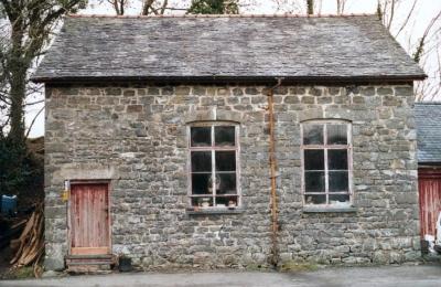 Montgomeryshire Genealogical Society - llanbrynmair tafolwern former schoolroom 20140214 1507846763