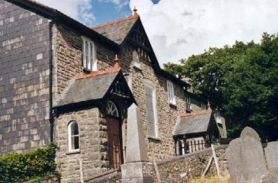 Montgomeryshire Genealogical Society - llanbrynmair yr hen gapel 20140214 1189030189