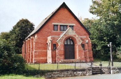 Montgomeryshire Genealogical Society - llanerfyl bethel 20140214 1766181694