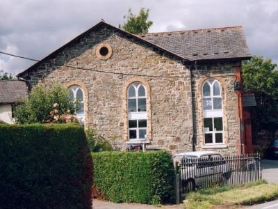 Montgomeryshire Genealogical Society - llansantffraid bethel 20140214 1727845143