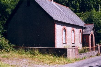 Montgomeryshire Genealogical Society - llanwrin saron 20140214 1085006729
