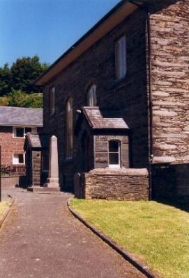 Montgomeryshire Genealogical Society - machynlleth the graig 20140214 1996489509