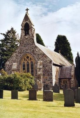 Montgomeryshire Genealogical Society - mochdre 20140214 1805527596