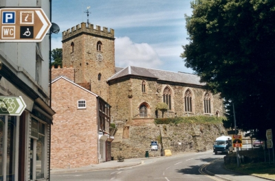 Montgomeryshire Genealogical Society - welshpool st mary 20140214 1281522736