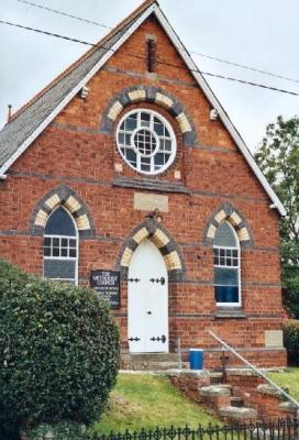 Montgomeryshire Genealogical Society - buttington cefn formerly primitive methodist 20140214 1909467218