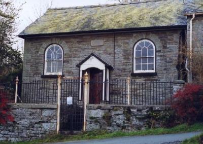 Montgomeryshire Genealogical Society - churchstoke old churchstoke formerly primitive methodist 20140214 1899226672