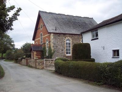 Montgomeryshire Genealogical Society - llanfechain peniel 20140214 2083592258
