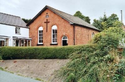 Montgomeryshire Genealogical Society - mochdre zoar 20140214 2070628460
